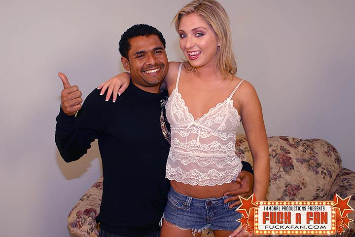 Porn Star Jaelyn Fox Fucking Her Fan Rick - Fuck A Fan